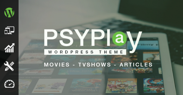 Download Free PsyPlay v1.2.5 – Theme for Movies & Series